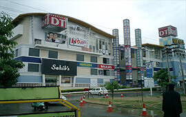 aura day spa dt mega mall branch