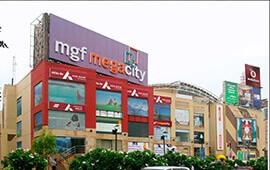 aura day spa mgf mega city mall branch
